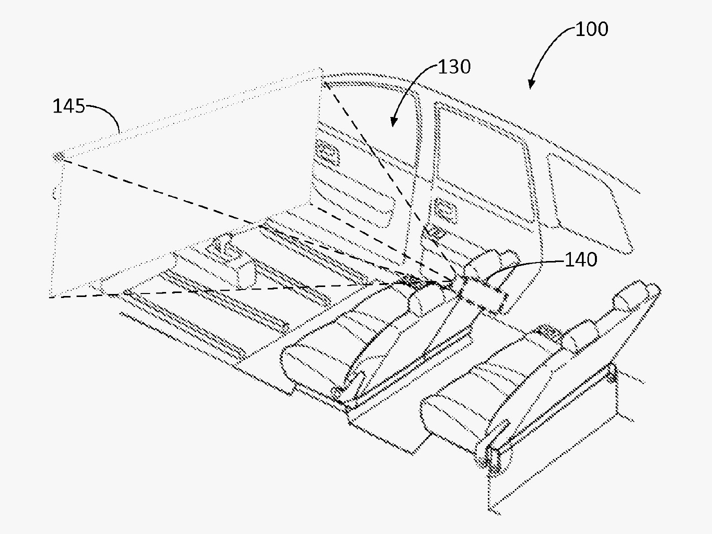 Ford Reckons Your Self Driving Car Needs A Movie Projector