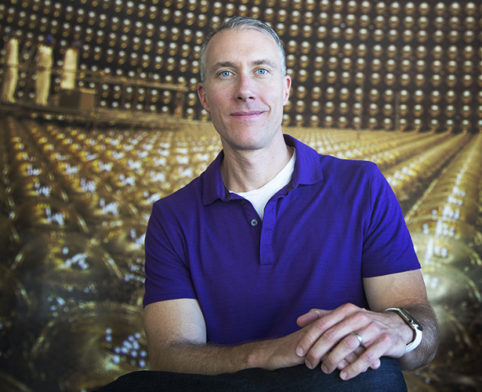 James Bullock of the University of California, Irvine, sees dark matter as potentially complex and self-interacting, but not necessarily concentrated in thin disks.