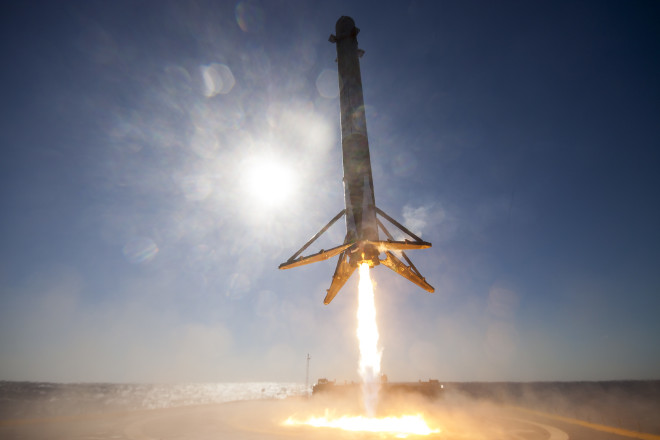 SpaceX's Falcon 9 Will Fail Its Way to Being a Master Lander