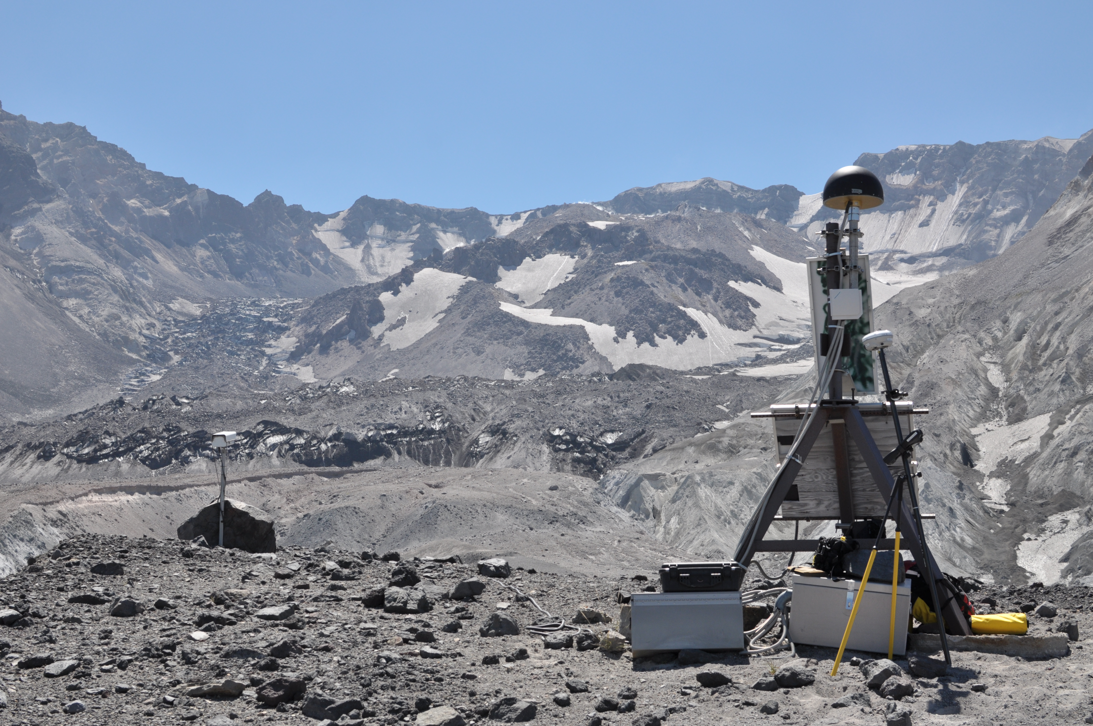 Mount St Helens Is Recharging Its Magma Stores Setting