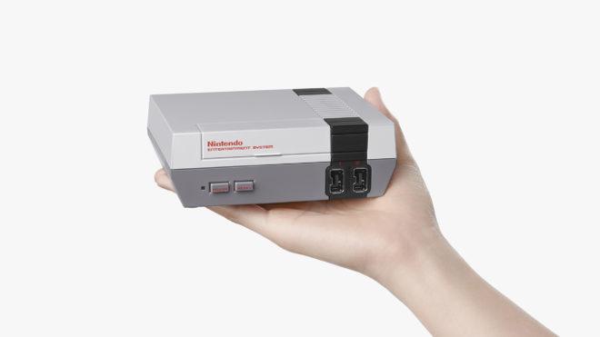 Gimme! Nintendo Plays on Nostalgia With Tiny Retro 8-Bit NES