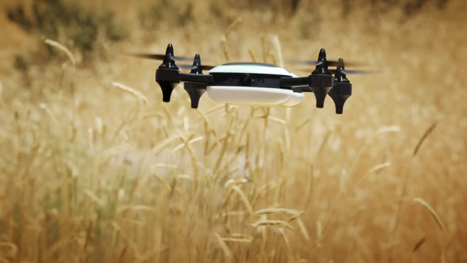Flying at 85MPH Isn't Even the Teal Drone's Best Trick