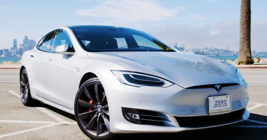 Here's Your First Look at Tesla's New Autopilot and UI | WIRED
