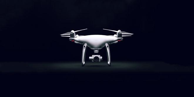 DJI Debuts the New, Drool-Worthy Phantom 4 Pro Drone