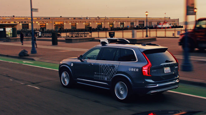 Uber's Self-Driving Crash Proves We Need Self-Driving Cars