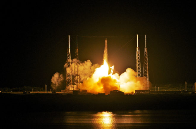 Watch SpaceX Launch Its First Truly Reusable Rocket