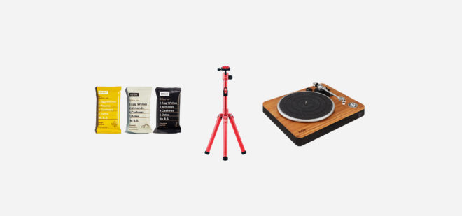 This Month's Must-Have Gear, From Phones to Turntables