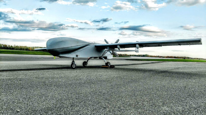 This Drone Once Fought Wars. Now It's Fighting Climate Change