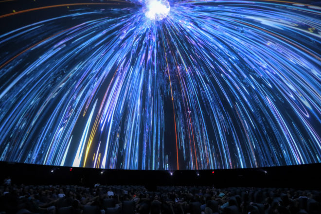 Take a Trip Inside Coachella's Psychedelic 120-Foot VR Dome
