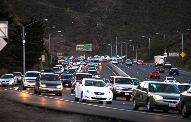 Silicon Valley Commutes Are Hell. Time for Companies to Fix That