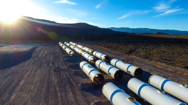 Cities Crave Hyperloop Because It's Shiny—and Talk Is Cheap