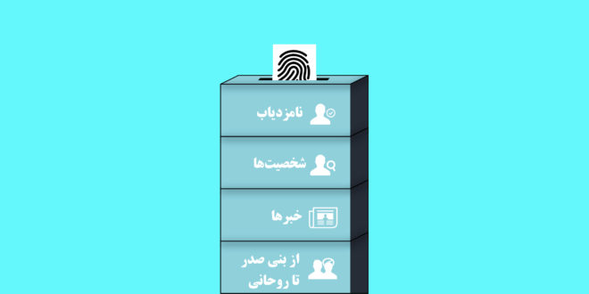 This App Lets Iranians Swipe Past Political Propaganda