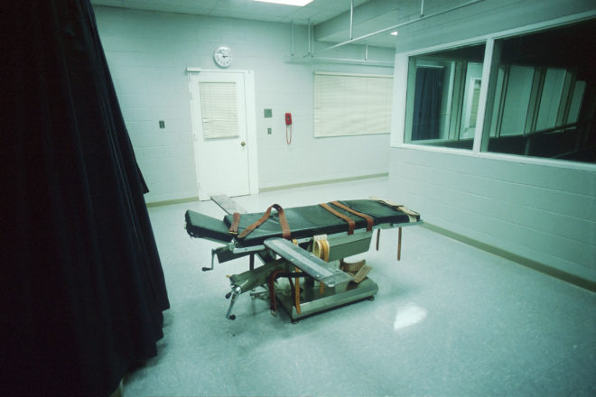 The Shocking Lack of Science Behind Lethal Injections