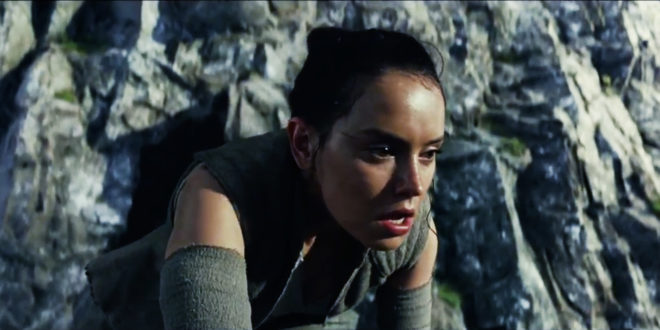 The Star Wars: The Last Jedi Trailer Feels Like the New Empire Strikes Back. Hell Yeah