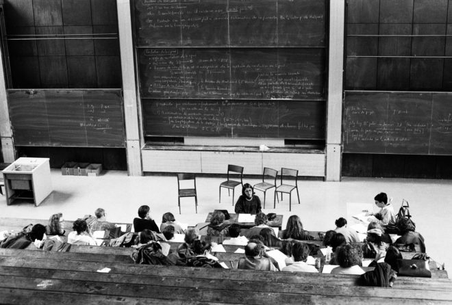 The Traditional Lecture Is Dead. I Would Know—I'm a Professor