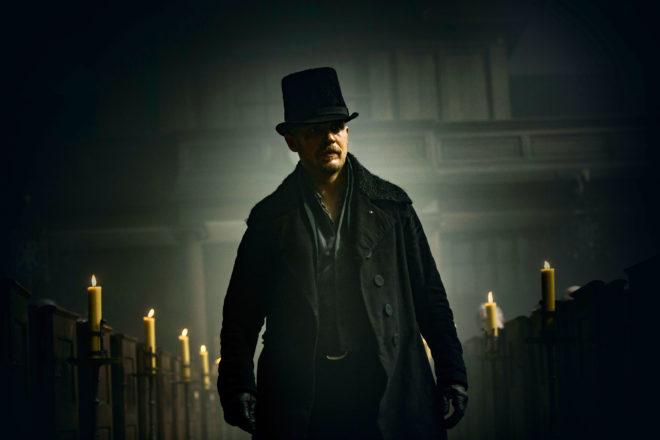 FX's Taboo Is Basically Bizarro World Jane Austen