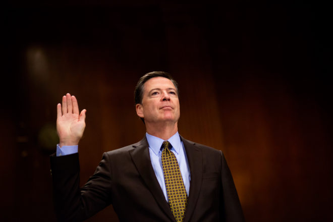 Everything You Need to Know About James Comey's Senate Hearing