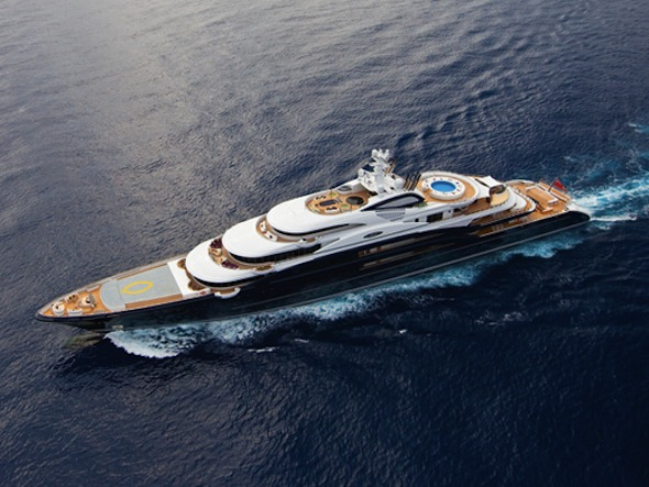 Beauties Of The Sea Behold The Worlds Finest Superyachts