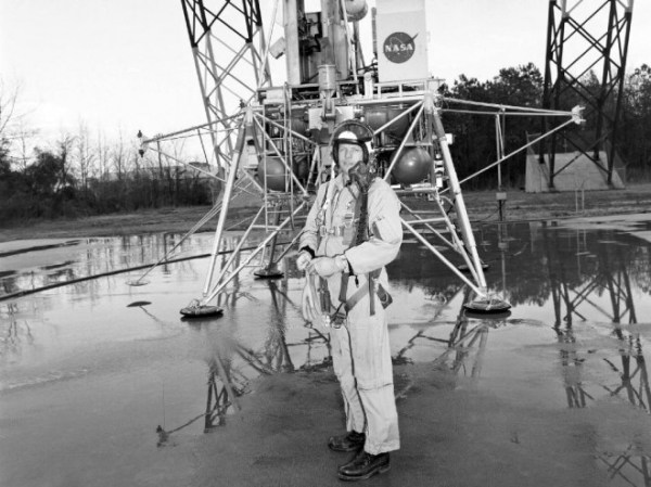 The Aircraft and Spacecraft of Neil Armstrong's Career | WIRED
