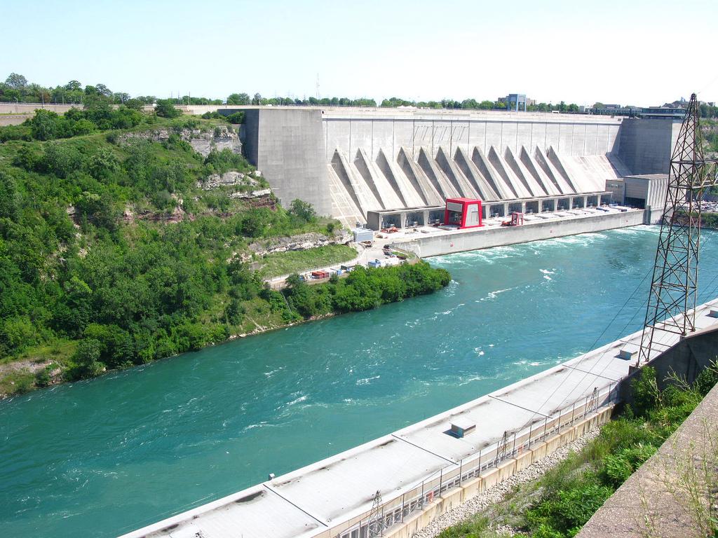 Feb 10 Moses Parts The Waters At Niagara