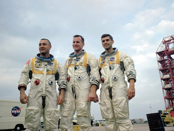 Jan. 27, 1967: 3 Astronauts Die in Launchpad Fire | WIRED