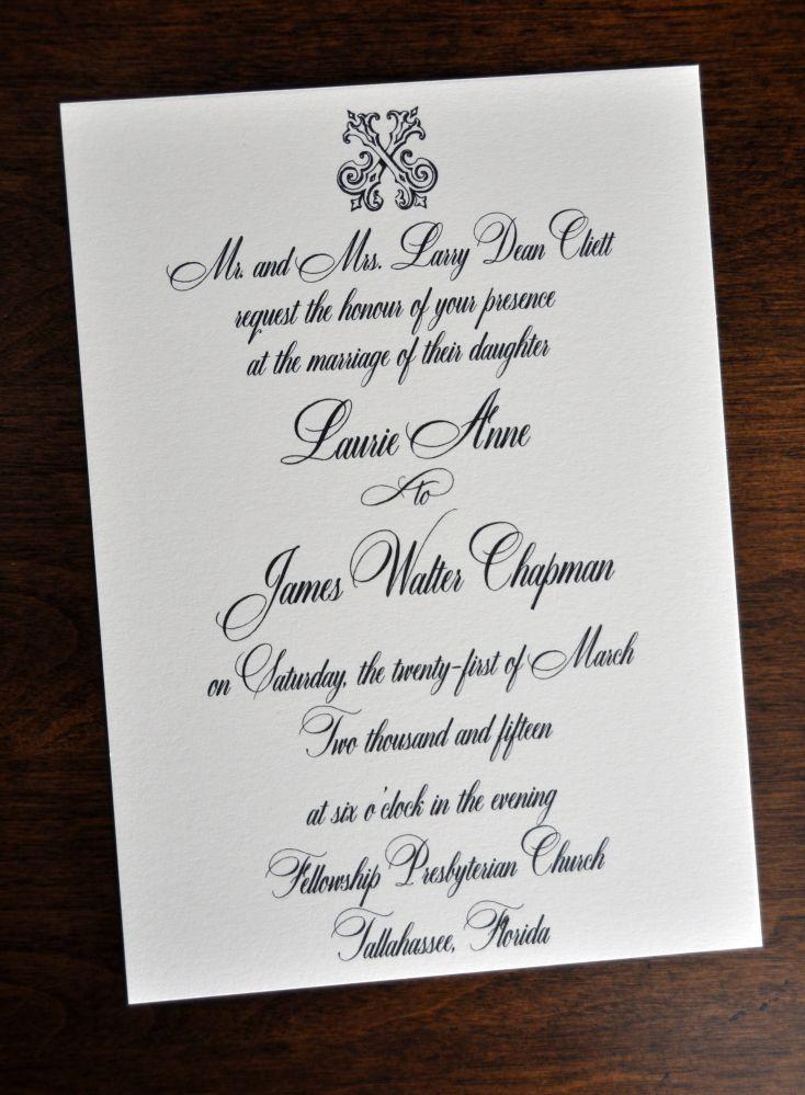Custom Your Invitations