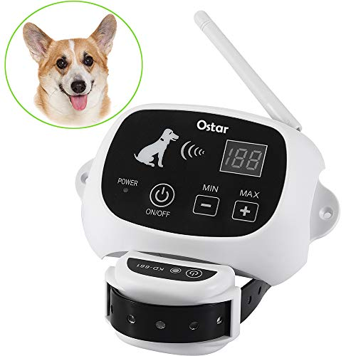 Wireless Dog Fence System Outdoor Invisible Pet