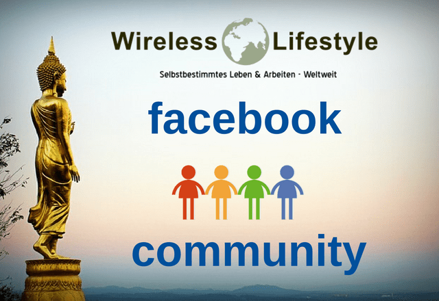 Wireless Lifestyle - Facebook Community