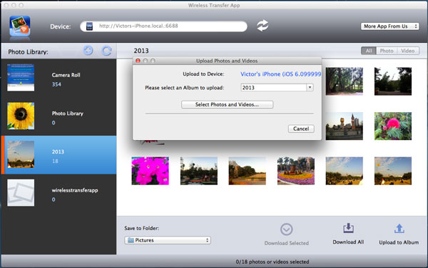 How to Transfer Photos from Mac to iPhone with and without ...