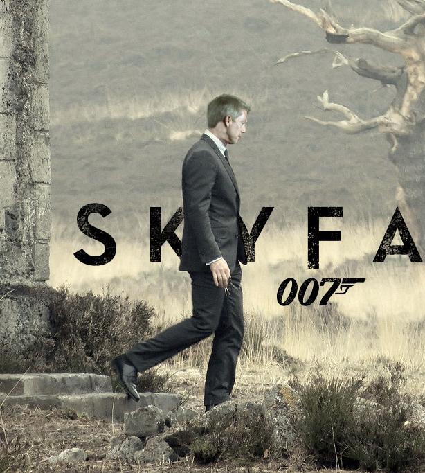 Happy James Bond day everyone. @007 #JamesBond