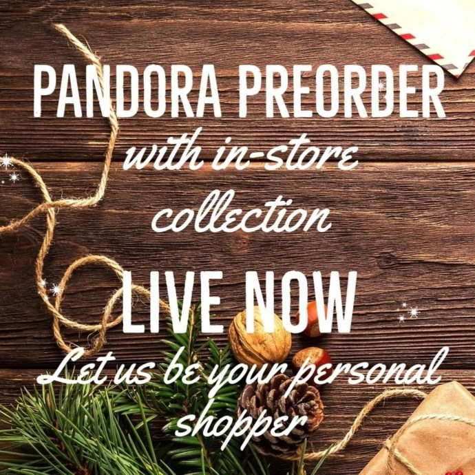 "Looking for shopping ideas??  Repost from @crissonjewellersbermuda  PANDORA PREORDER WITH IN-STORE COLLECTION, NOW AVAILABLE  Visit https://www.crisson.com/pandora-in-store-collection/, SELECT ""PANDORA IN-STORE COLLECTION,"" & FOLLOW 3 EASY STEPS  BROWSE, SELECT, COLLECT  Collect From Crisson 16 Queen Street, Monday to Saturday, 10am - 5pm. *Items Subject to Availability *Some Restrictions Do Apply *Orders Placed After 2pm Will Not Be Fulfilled Until The Next Business Day*  Email: pandora@crisson.com"
