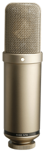 Our top choice for best microphone for recording vocals