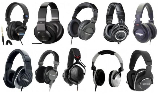 We review the top ten best studio headphones with closed-back designs