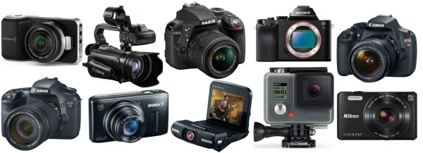 Top 10 Best Video Cameras for Filming YouTube Videos - The ...