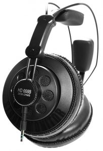 A lesser known brand, but solid budget-friendly headphones here