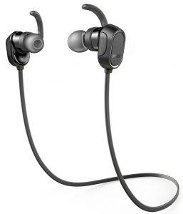 More in-ear Bluetooth travel headphones