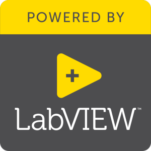 Powered By LabVIEW