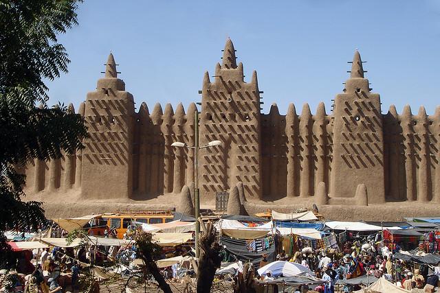 La Gran Mezquita de Djené- Foto: 10b travelling
