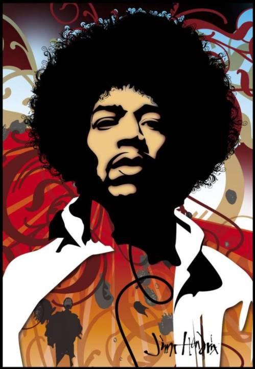 Jimmy Hendrix por Josephsos