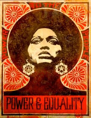 power & equiality