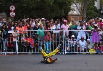 Minstrel Carnival of Cape Town. Foto: Vanessa Anaya