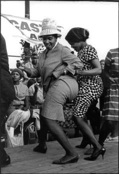 Jazz festival de Soweto. Foto: Alf Kumalo