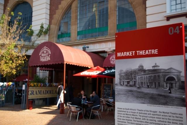 The Market Theatre