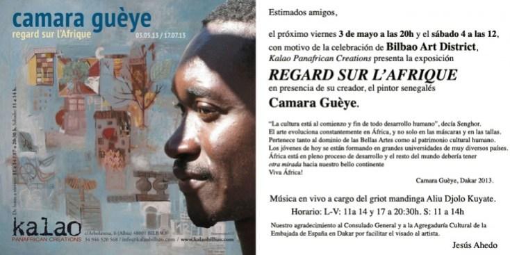 Camara Guèye Exposición
