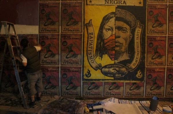 ' Zapanteras Negras': el arte y la palabra como arma de lucha