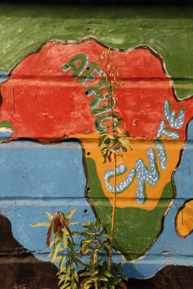 Arte urbano. Fuente: Brand Sierra Leone