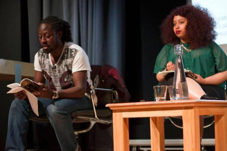 Nii Ayikwei y Warsan Shire