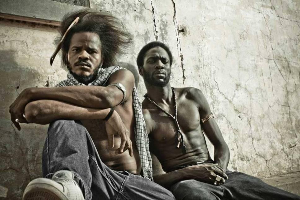 'Keur Gui', impulsores del movimiento 'Y'en A Marre'. Foto: www.africanhiphop.com