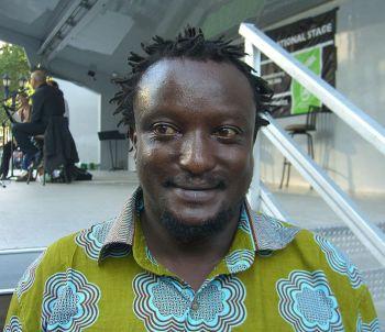 Binyavanga Wainaina. Fuente: Wikimedia - Nightscream