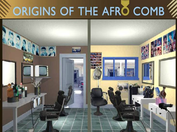 Origins of the AfroComb Project